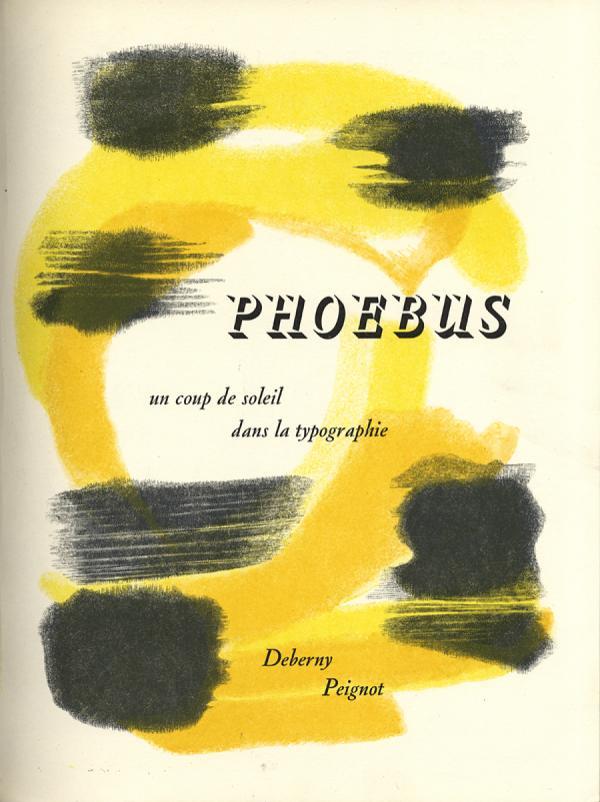 Phoebus. Exemple  n° 3