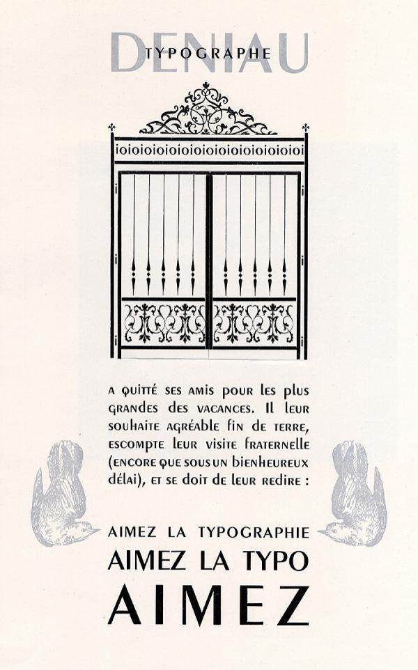 Peignot. Exemple  n° 2