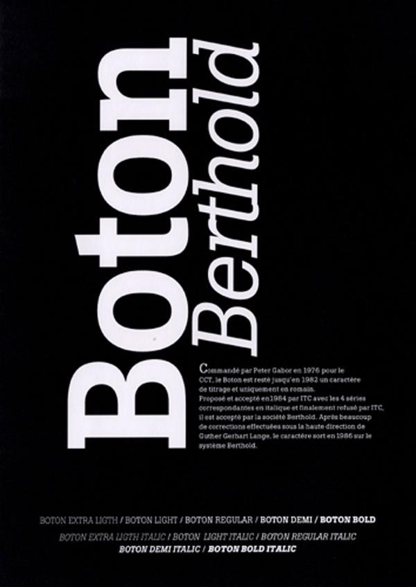 Boton. Exemple  n° 1