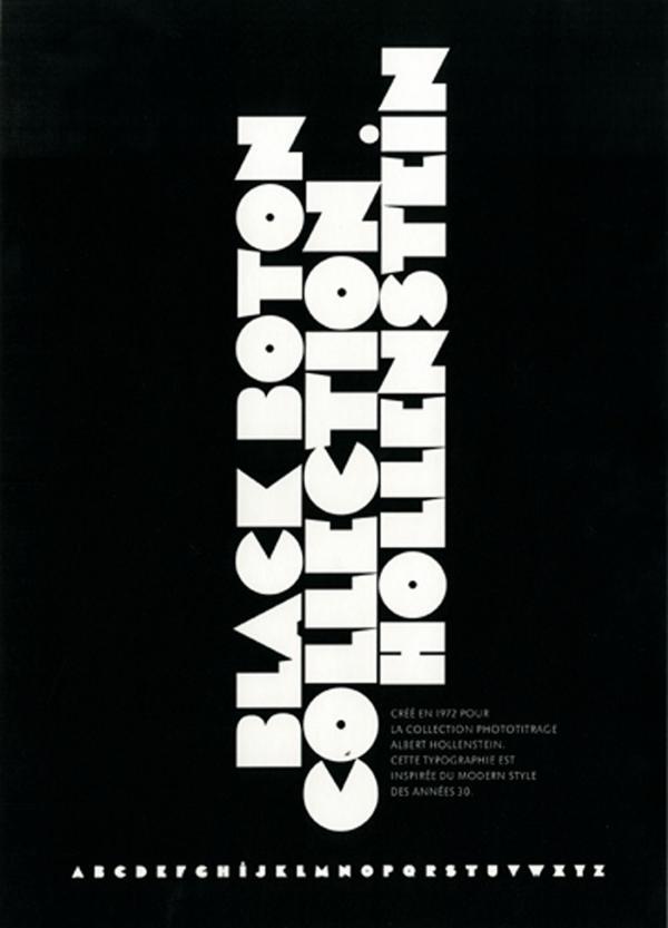 Black Boton. Exemple  n° 1