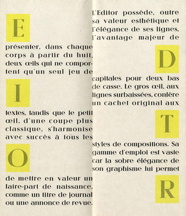 Editor. Exemple  n° 9