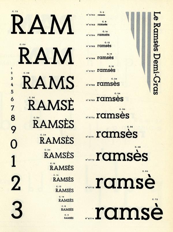 Ramsès. Exemple  n° 2