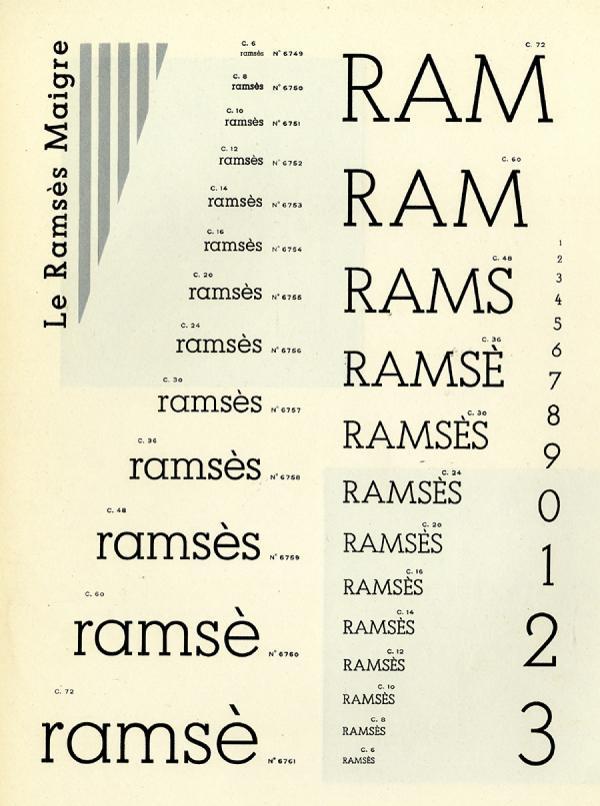 Ramsès. Exemple  n° 3