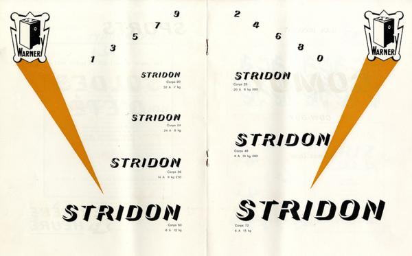 Stridon. Exemple  n° 5