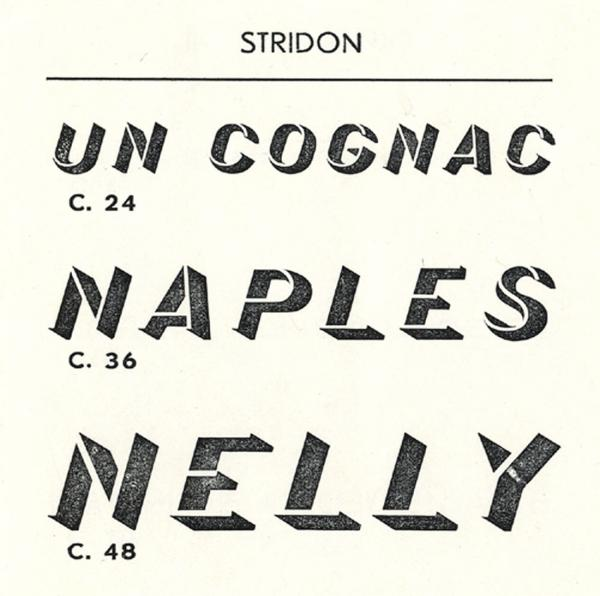 Stridon. Exemple  n° 7