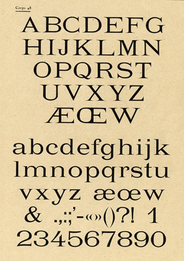 Latins. Exemple  n° 2