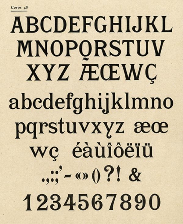 Latins. Exemple  n° 3