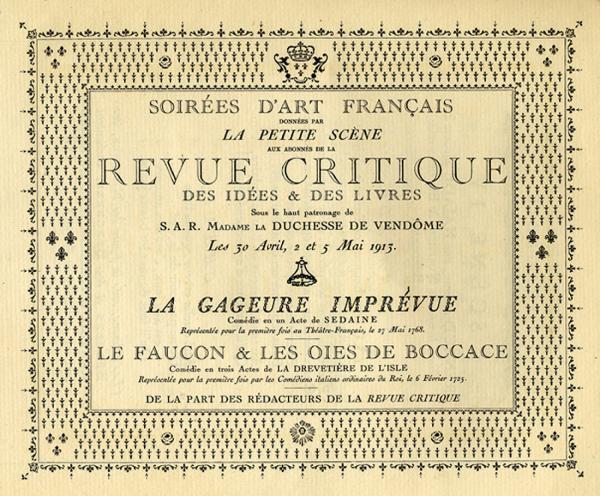 Moreau Le Jeune. Exemple  n° 3