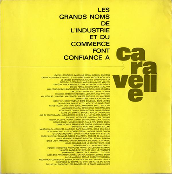 Caravelle. Exemple  n° 15