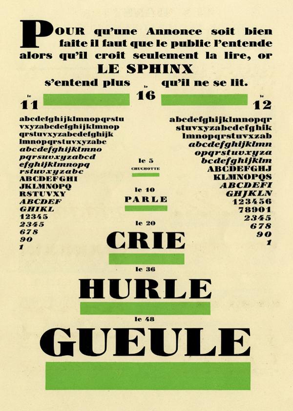 Sphinx. Exemple  n° 6