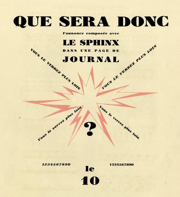 Sphinx. Exemple  n° 7