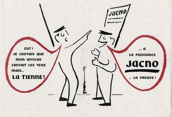 Jacno. Exemple  n° 5