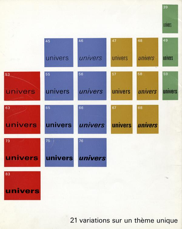 Univers. Exemple  n° 12