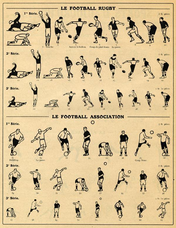 Football. Exemple  n° 1
