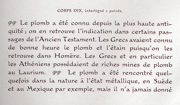 Gauloises. Exemple  n° 4