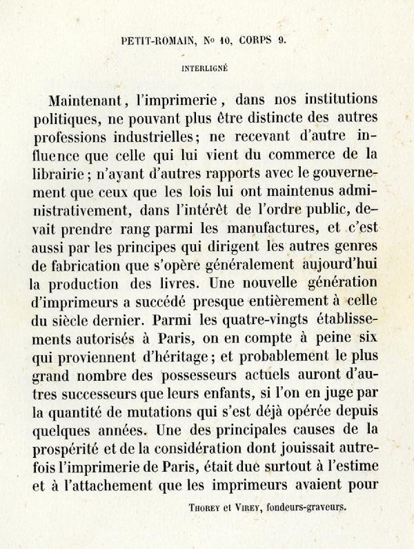 Petit Romain. Exemple  n° 10