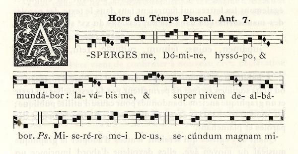 Musique Beaudoire. Exemple  n° 4