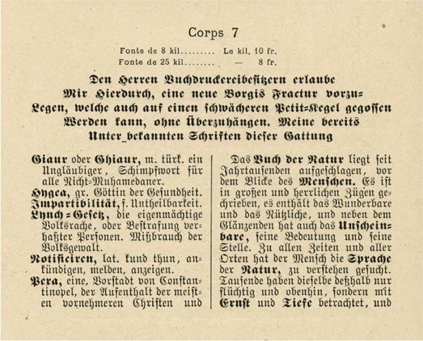 Allemands. Exemple  n° 1
