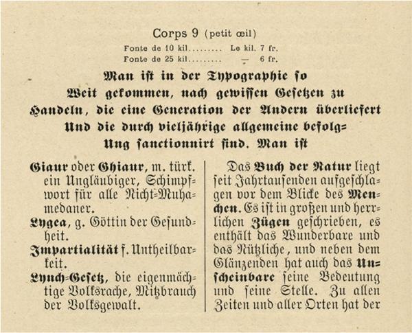 Allemands. Exemple  n° 2