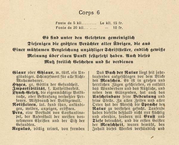 Allemands. Exemple  n° 4