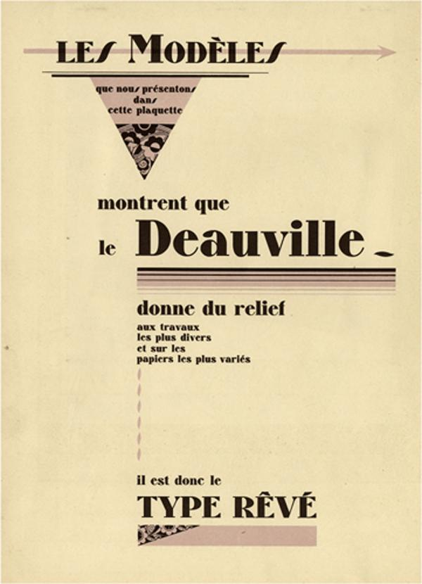 Deauville. Exemple  n° 8