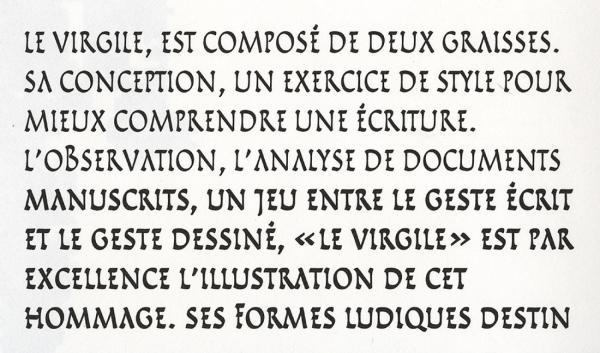 Virgile. Exemple  n° 5