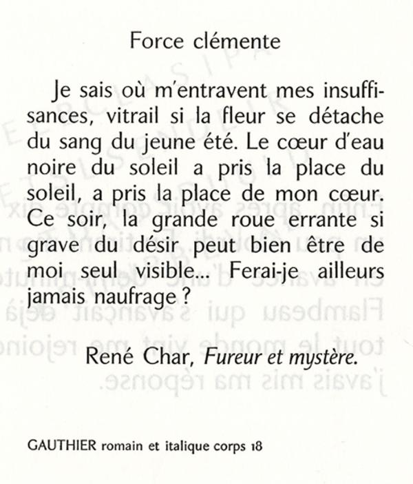 Gauthier. Exemple  n° 6