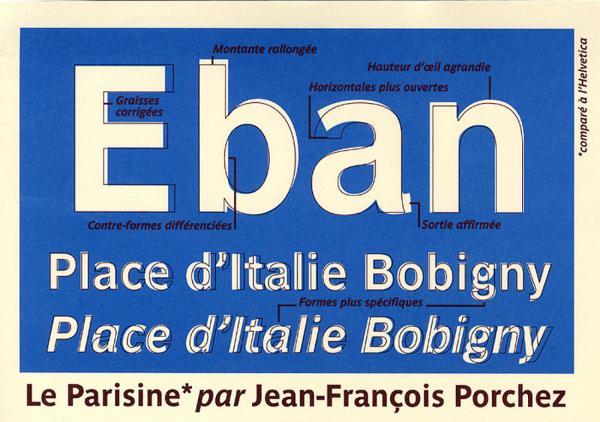 Parisine. Exemple  n° 5