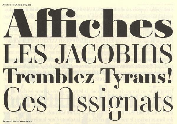 Ambroise. Exemple  n° 8