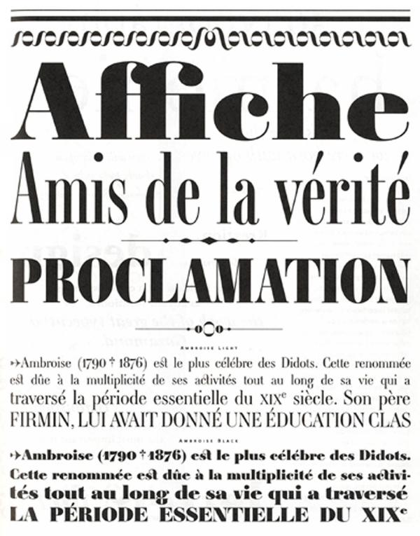 Ambroise. Exemple  n° 9