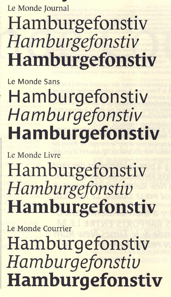 Le Monde. Exemple  n° 3