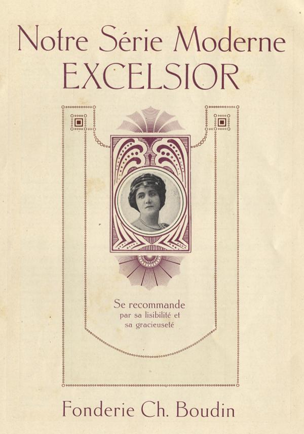 Excelsior Boudin. Exemple  n° 2