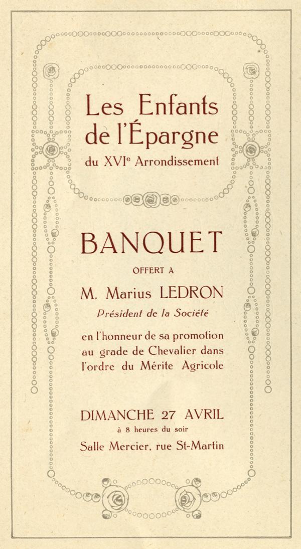 Excelsior Boudin. Exemple  n° 5