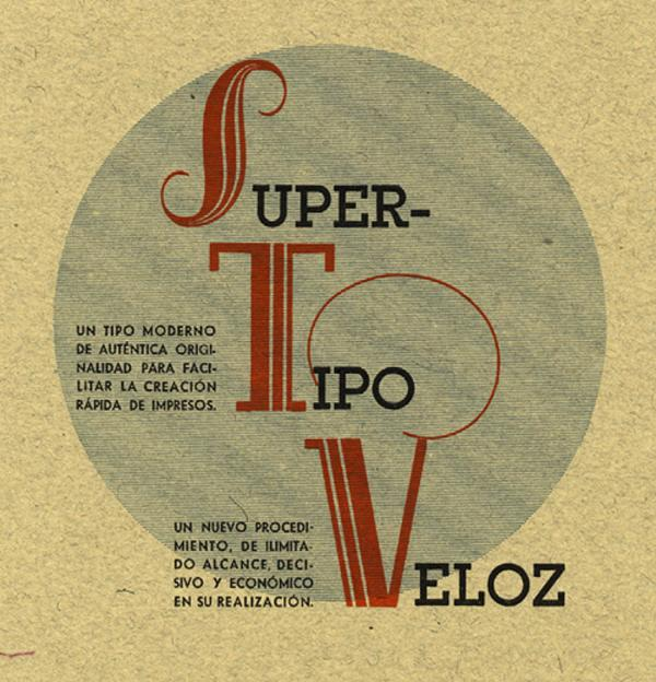 Super Tipo Veloz. Exemple  n° 1