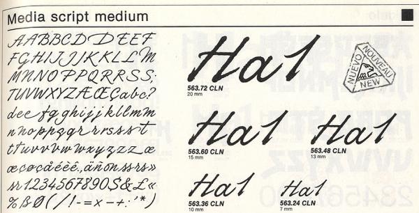 Mediascript. Exemple  n° 1