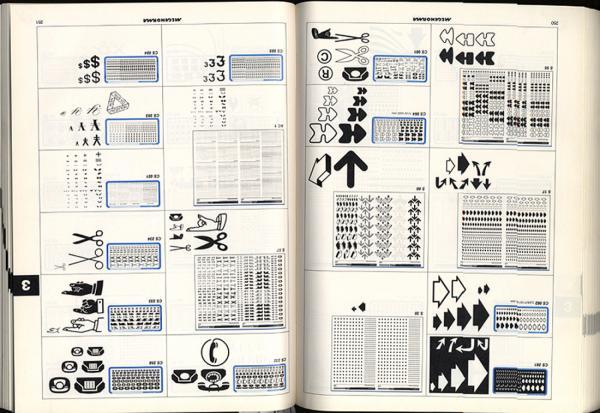 Symboles. Exemple  n° 1