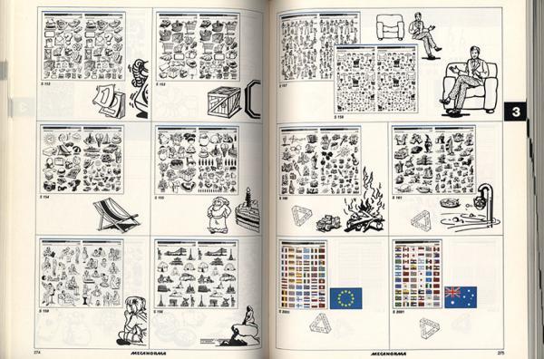 Symboles. Exemple  n° 4