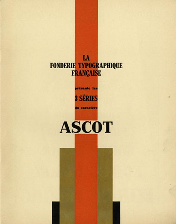 Ascot. Exemple  n° 8