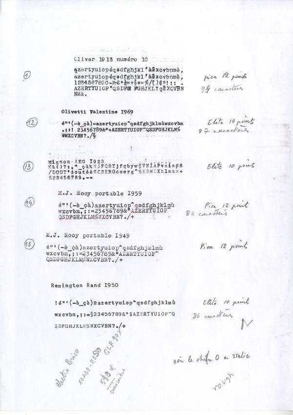 Makina. Exemple  n° 6