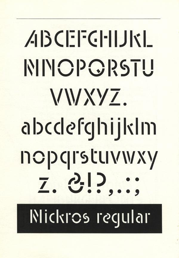 Mickros / Ikarus. Exemple  n° 2