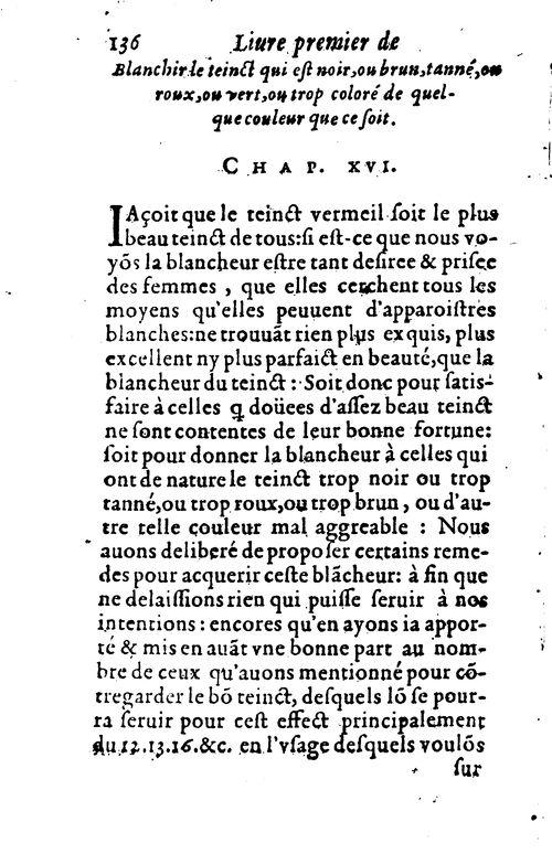 Trois livres de l'embellissement et ornement du corps humain, pris du latin de M. Iean Liébaut, docteur médecin à Paris, et faict françois [par lui-même ?]