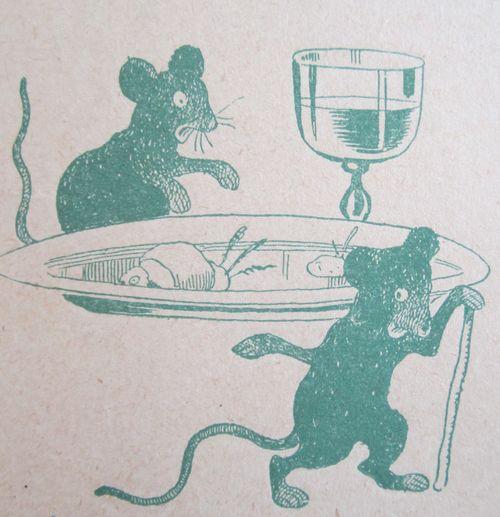 rats des champs et rat des villes