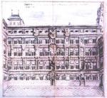 Archives municipales - Ancienne cour - Collège de la Trinité