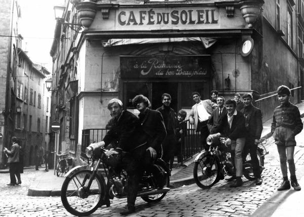 Les Jeunes et le Vieux Lyon