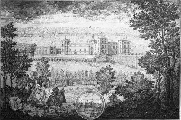 [Château de M. Lacroix-Laval]