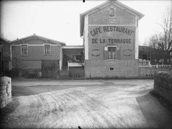 [Café-restaurant de la Terrasse]