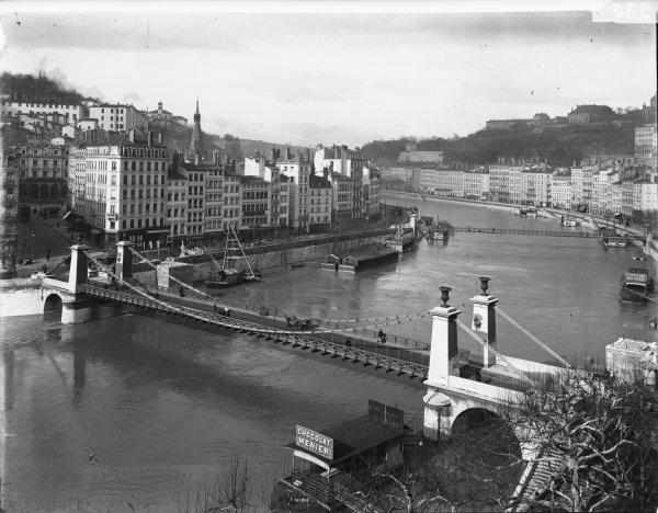 [Ancien pont La Feuillée]