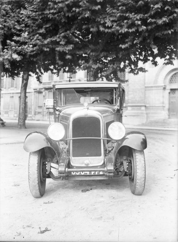 [Voiture Citroën C4]