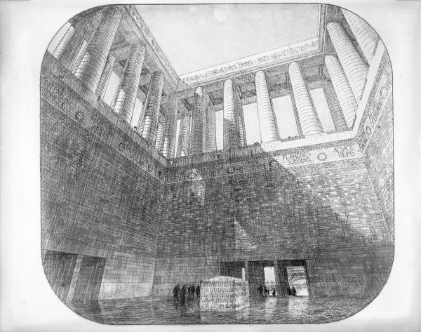 [Projet de monument aux morts, place du Trocadero, à Paris]