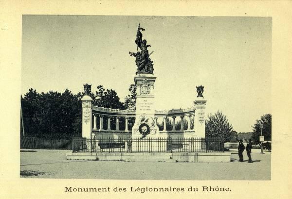 Monument des Légionnaires du Rhône